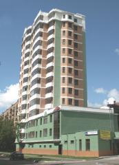 Войковский 4-й пр. дом 6, корп. 2, 1-комнатная квартира